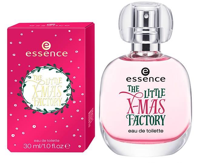 Essence- Litte Xmas Factory Holiday - Eau de Toilette