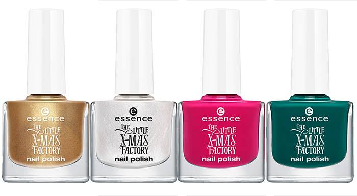 Essence- Litte Xmas Factory Holiday - Nail Polish
