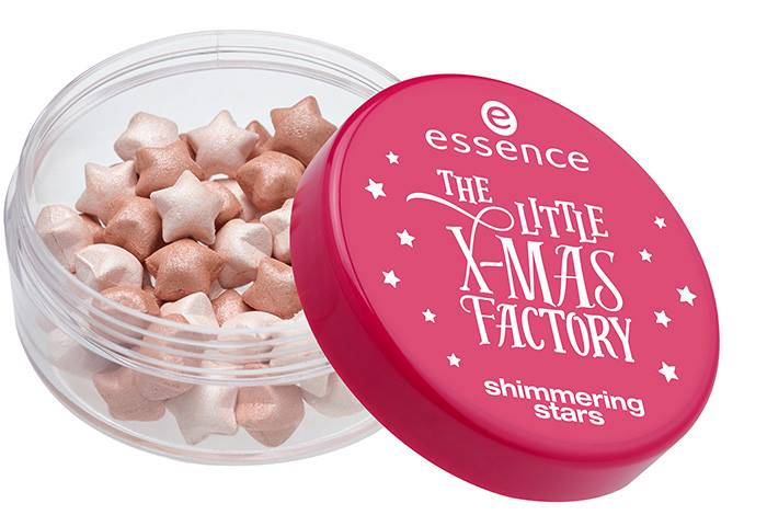 Essence- Litte Xmas Factory Holiday - Shimmering Stars