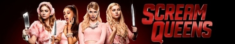 Scream Queens - Banner 1