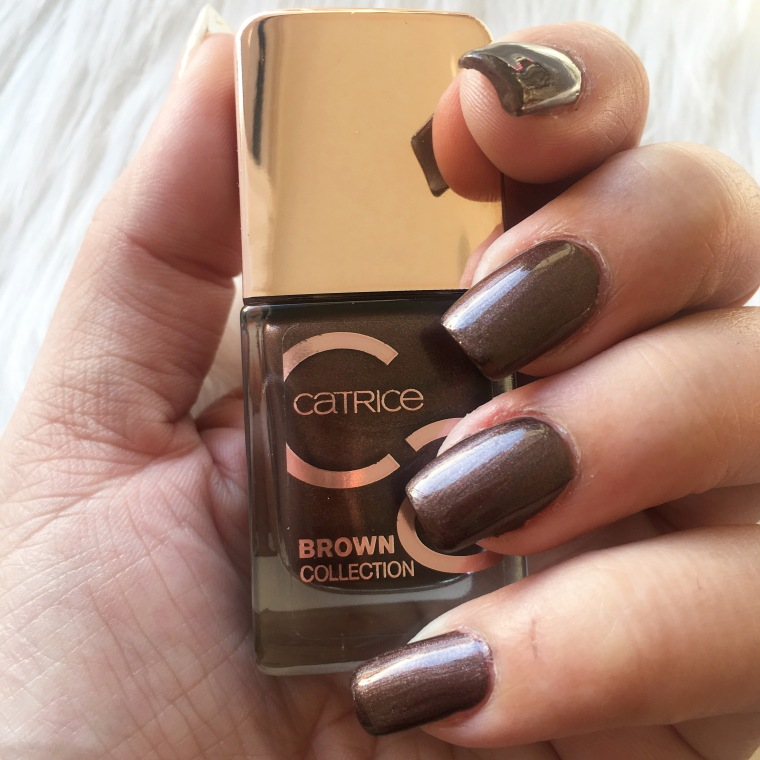 Catrice Brown Collection Nail Lacquer Fashion Addicted