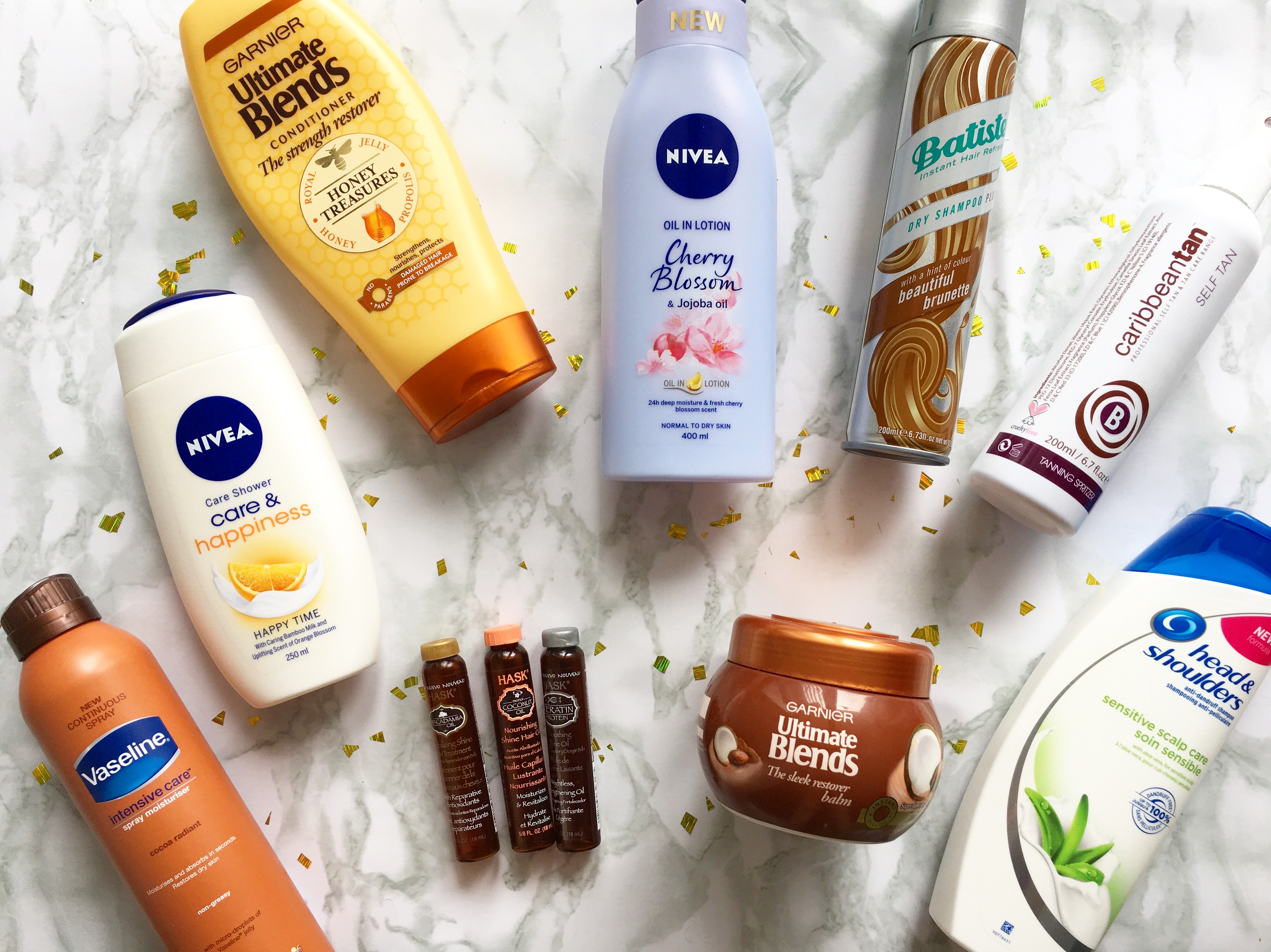 💗 FAVOURITES OF 2017 💗 Hair & Body {Part 5} – Popcorn & Pearls
